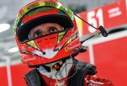 "Gianmaria Bruni: ""Espero competir en el WEC de 2018"""