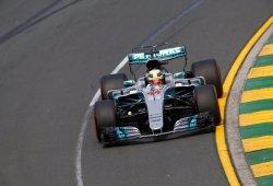 Hamilton se lleva una pole de otro mundo