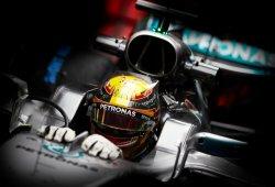 """Hamilton: """"No creo que Ferrari sea un bluff, han hecho un gran trabajo"""""""