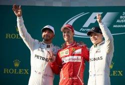"Hamilton: ""Con Vettel arriba, sólo nos falta Alonso"""