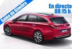 En directo: Hyundai desde el Salón de Ginebra