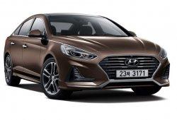 Hyundai Sonata: presentado el facelift del sedán en Corea