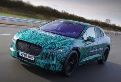 Jaguar I-Pace: la marca presenta un nuevo prototipo de pruebas