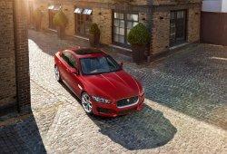 Nuevas patentes de Jaguar destapan la posible versión eléctrificada del XE