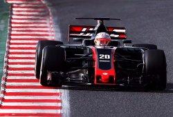"""Magnussen: """"Yo no he tenido problemas de frenos"""""""