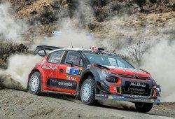 Kris Meeke se escapa y roza el triunfo en el Rally de México