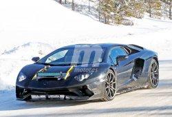 Lamborghini prepara una versión picante del Aventador S con apellido Performante