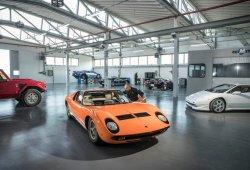 Lamborghini PoloStorico estrena nuevas instalaciones