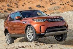 Land Rover Discovery SVX: una variante off-road más radical está en camino