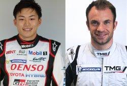 Lapierre y Kunimoto se suben al tercer Toyota TS050 Hybrid