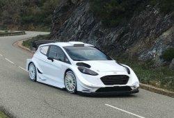 M-Sport empieza los test en asfalto para el Tour de Corse
