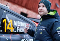 Mads Ostberg renuncia a competir en el Tour de Corse