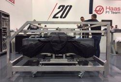 Magnussen, impresionado con el trabajo de Dallara