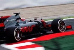 Magnussen, impresionado con Haas