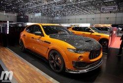 Mansory nos muestra su nuevo trabajo sobre el Maserati Levante