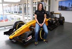 Marta García ficha por la Renault Sport Academy