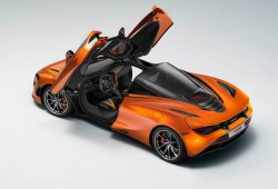 McLaren 720S filtrado de nuevo al desnudo