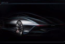 Mclaren nos desvela nuevos detalles del futuro sucesor del F1