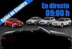En directo: Mercedes-Benz desde el Salón de Ginebra