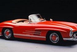Mercedes 300 SL Roadster: 60 aniversario del primer SL descapotable de la historia