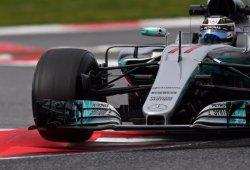 Mercedes admite que Bottas aún está lejos de Hamilton