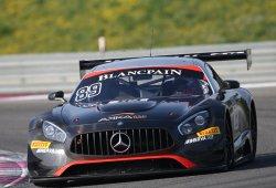 El Mercedes-AMG GT3 #89 lidera el test de Paul Ricard
