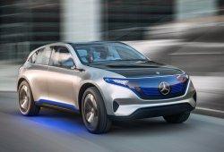 Mercedes-Benz acelera sus planes y lanzará 10 coches eléctricos de cara a 2022
