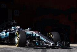 Wollf admite que el Mercedes W08 es demasiado pesado