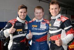 Miguel Molina, con Ferrari y SMP Racing en las Blancpain