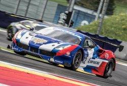 Miguel Molina pilotará el Ferrari 488 GT3 de SMP Racing