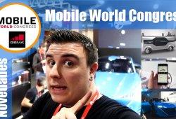 Mobile World Congress 2017: El automóvil cada vez más presente