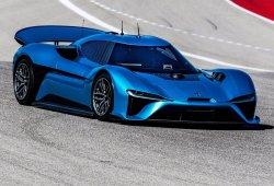 El Nio EP9 establece un récord al ser el coche autónomo más rápido en el COTA