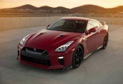 Nissan GT-R Track Edition 2017: próxima presentación en el Salón de Nueva York