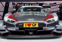 El nuevo Audi RS 5 DTM debuta en el Salón de Ginebra
