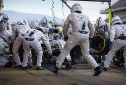 ¿Por qué los nuevos neumáticos harán más lentos los pit-stops?