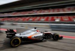 Ocon: 'El motor Mercedes es simplemente el mejor'