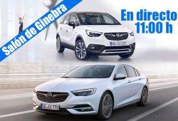 En directo: Opel desde el Salón de Ginebra
