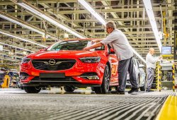 Se inicia la producción del nuevo Opel Insignia Grand Sport en Alemania