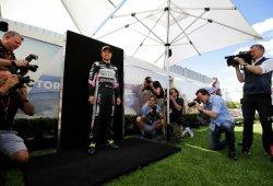 Pérez adelgaza para compensar el exceso de peso del Force India