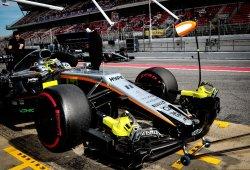 """Pérez reconoce que el Force India tiene """"muchas debilidades"""""""