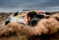 Peugeot Sport empieza a hacer caja con el 3008 DKR