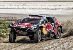 Peugeot Sport repite en el Silk Way Rally sin Carlos Sainz