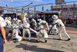 Hay cosas que nunca cambian: Williams sigue mandando en los pit-stops