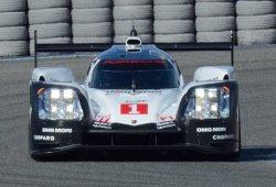 30 horas de test del Porsche 919 Hybrid en Paul Ricard
