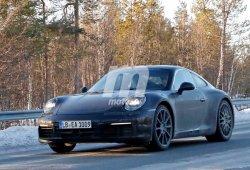 Porsche 911 2018: sus novedades en imágenes con más detalle