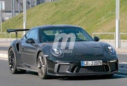 Porsche 911 GT3 RS: va dejando ver sus novedades poco a poco