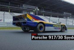 Vídeo: los logros más destacados en pista de Porsche