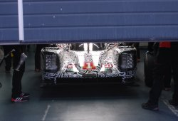 Porsche no desvela su kit aerodinámico de Silverstone