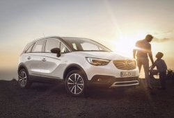 Opel Crossland X: toda la gama mecánica y precios de partida en Alemania