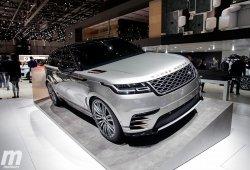 El nuevo Range Rover Velar ya está a la venta en España: te detallamos sus precios